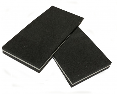 Self-Adhesive Foam Heel - 1 pair